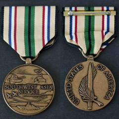 United States Southwest Asia Service Medal