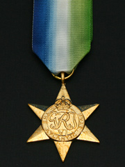 Atlantic Star WW2 Copy Medal