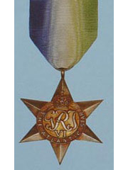 Atlantic Star  WW2 Medal