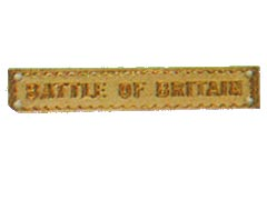 Battle of Britain Medal Bar