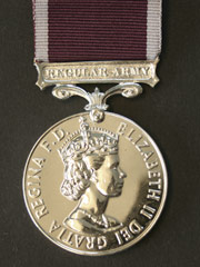 Long Service Good Conduct Copy Medal