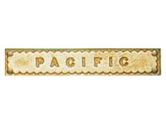 Pacific Medal Bar