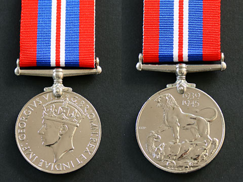1939-45 WW2 War Medal