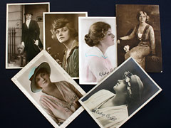 Gladys Cooper Postcard Collection 1