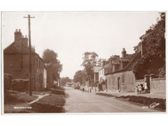 Walkington Village Postcard - Yorkshire