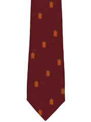 Guernsey Crested Tie
