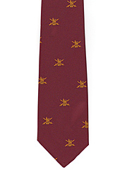 Regular Army Logo Tie