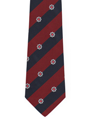 Coldstream Guards Logo Tie