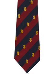 Grenadier Guards Logo Tie