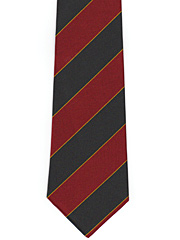 4th - 7th Royal Dragoon Guards striped tie