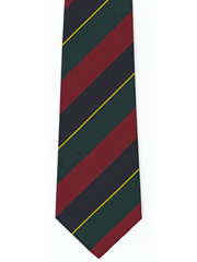 The Queens Own Cameron Highlanders Tie