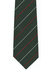 Light Infantry earlier striped tie