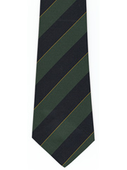 Royal Highland Fusiliers Striped Tie