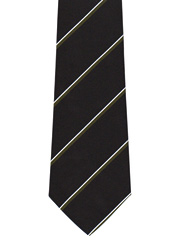 South Wales Borderers Striped Tie