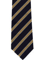 Army Catering Corps striped tie