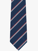 Army Air Corps striped tie