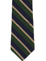 KOYLI striped tie