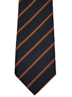 Royal Army Ordnance Corps Old Style striped tie