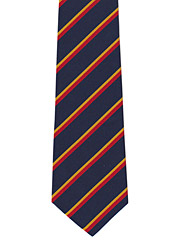 REME striped tie