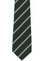 Cardiff University Striped Tie