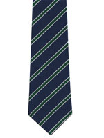 Edinburgh University Striped Tie