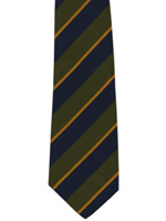 Nottingham University Striped Tie