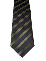 British Legion striped tie