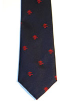 Combined Operations tie red logo