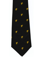 Grays Inn Gold on Black tie