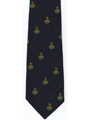 Royal Marines Logo Tie Image 2
