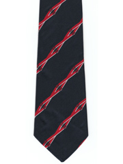 Royal Naval Reserve Striped Tie