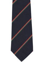 Merchant Navy striped tie
