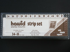 Hawid Strip Assortment Set 24mm - 55mm