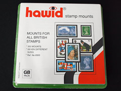 Hawid Stamp Mount GB Collection