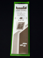 48mm Hawid Stamp Protector Strips