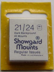 Showgard Cut to Size Mounts 21/24mm