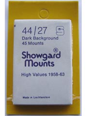 Showgard Cut to Size Mounts 44/27mm