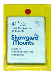 Showgard cut to Size stamp mounts