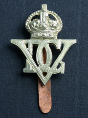 5th Royal Inniskilling Dragoon Guards Cap Badge