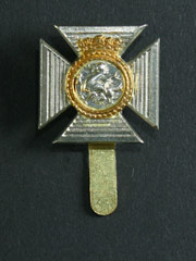 Duke of Edinburgh's Royal Regiment Cap Badge