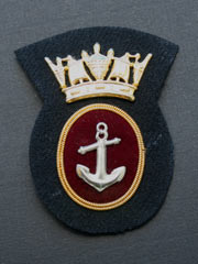 MN Other Ranks Cap Badge