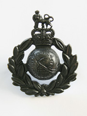 RM Bronze type Cap Badge