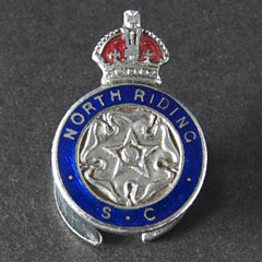 North Riding Special Constabulary Badge