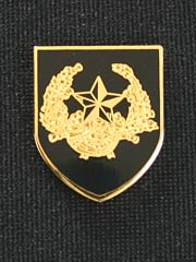 Cameronians Lapel Badge