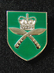 Gurkhas Regiment Lapel Badge
