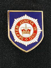 Household Division Lapel Badge