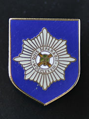 Irish Guards lapel badge