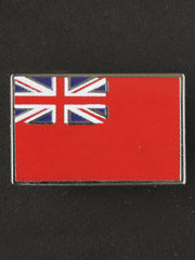 Merchant Navy Ensign lapel badge