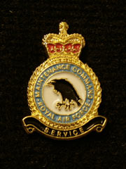 RAF Maintenance Command Lapel Badge