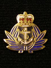 Wrens Lapel Badge